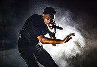 Staples performing in March 2018