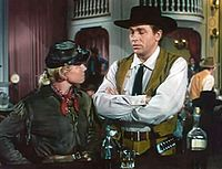 Day with Howard Keel in Calamity Jane (1953)