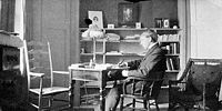 William Lyon Mackenzie King was active in student media during his undergraduate years.