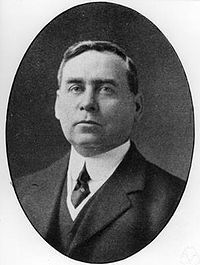 John Charles Fields, mathematician and the founder of the prestigious Fields Medal