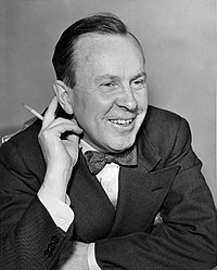 Lester B. Pearson, Canadian Prime Minister and winner of the Nobel Peace Prize in 1957