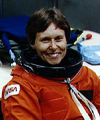 Roberta Bondar, CSA astronaut and the first Canadian female in space