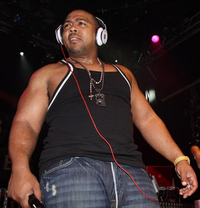 American record producer Timbaland has collaborated with Timberlake since the beginning of his solo career
