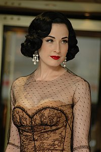 Dita Von Teese and Manson were married from 2005 to 2007.