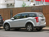 Mahindra XUV500 is made in India