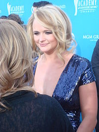 List of awards and nominations received by Miranda Lambert