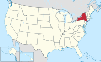 List of cities in New York