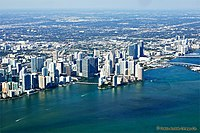 Miami is the eleventh largest city in the region, and is the core of the regions second-largest metro area.