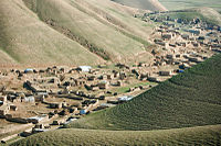 List of populated places in Afghanistan