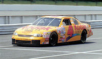 1997 car at Pocono