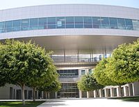 Fox Interactive Media's former headquarters before 2016, 407 North Maple Drive, Beverly Hills, California, where Myspace was also housed (now home to Fandango)