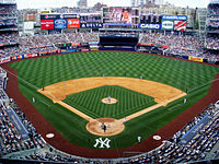 Baseball is traditionally known as America's national pastime