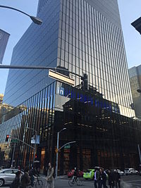 LinkedIn office building at 222 Second Street in San Francisco (opened in March 2016)