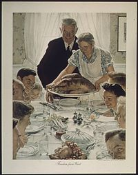 Freedom from Want, 1943