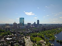 Boston is considered the cultural and historical capital of New England.