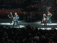 List of awards and nominations received by Metallica