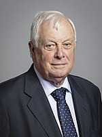 Lord Patten of Barnes, who had been appointed Governor of Hong Kong in 1992 to oversee the last years of British rule and the handover. Under his leadership, social and democratic reforms were introduced to the territory.