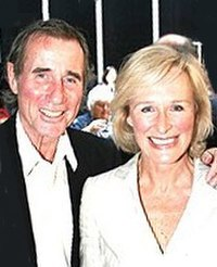 Close and Jim Dale performing Busker Alley