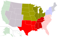 Central United States