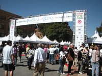 2009 Los Angeles Times Festival of Books on the UCLA campus