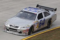 Derrike Cope in the No. 64 at Martinsville Speedway in 2009