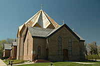 Hovnanian helped to construct St. Stepanos Armenian Church in the Elberon, New Jersey in memory of his mother.