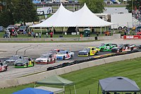 The Johnsonville 180 at Road America in August