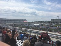 The OneMain Financial 200 at Dover International Speedway in June