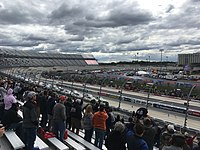 The Use Your Melon Drive Sober 200 at Dover International Speedway in September