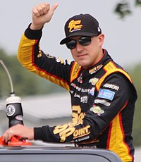 Daniel Hemric finished fourth in the championship.
