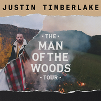 The Man of the Woods Tour