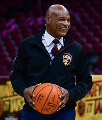 Former Cavs All-Star guard and longtime TV analyst Austin Carr