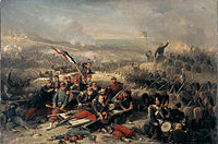 The Battle of Malakoff, 8 September 1855