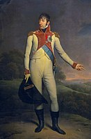 Louis Bonaparte (1778–1846), the younger brother of Napoleon Bonaparte, the King of Holland, and father of Napoleon III