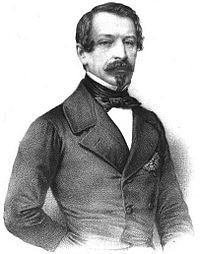 Louis Napoleon captured 74.2 percent of votes cast in the first French direct presidential elections in 1848.