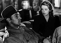 Mitchum in Out of the Past (1947)