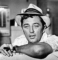 Mitchum as Max Cady in Cape Fear (1962)