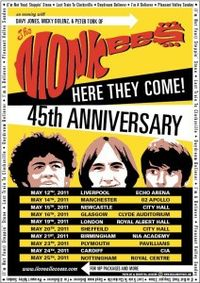 An Evening with The Monkees: The 45th Anniversary Tour