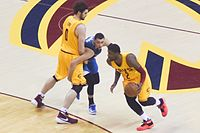 Love screening for Kyrie Irving in January 2016