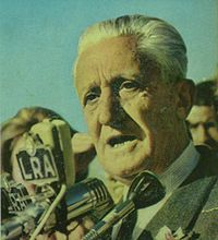 The ousting of President Arturo Illia was initially broadly supported but later deeply regretted by the Argentine population.