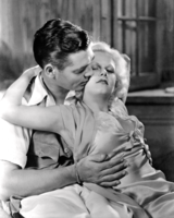 Gable in his star-making turn with Jean Harlow in Red Dust (1932)