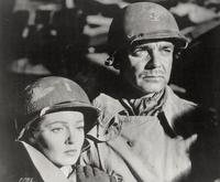 Turner and Gable in Homecoming (1948)