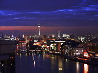 """Berlin is a UNESCO """"City of Design"""" and recognized for its creative industries and startup ecosystem."""