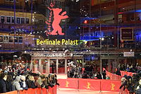 The Berlinale is the largest international spectator film festival.
