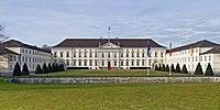 Schloss Bellevue, seat of the President of Germany
