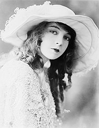 """Lillian Gish, the """"First Lady of the American Cinema"""", was a leading star in the silent era with one of the longest careers—1912 to 1987."""