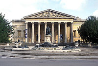 The Victoria Rooms, owned by the University of Bristol