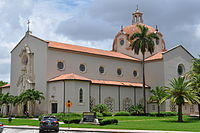 Church of the Little Flower in Coral Gables, Florida