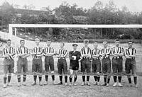 Norway at the 1912 Summer Olympics