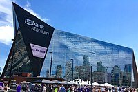 The Vikings moved to U.S. Bank Stadium in 2016